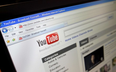 Google depends mostly on automated programs to place ads in YouTube videos. Photo: AP