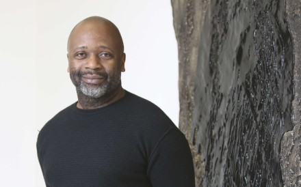 The American, in Hong Kong for his second exhibition, sees hope in his latest work, but 'not the world's hope';  making art 'is a selfish act', he says. Yet in Chicago he's opened, at his expense, a 'repository for black American culture'