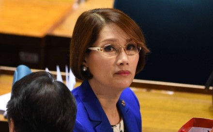 Congresswoman Geraldine Roman's election was a breakthrough in the devoutly Catholic country – now she hopes Manila will pass a bill to outlaw discrimination against the LGBT community and build on her success