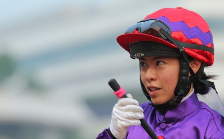 Apprentice jockey Kei Chiong. Photos: Kenneth Chan