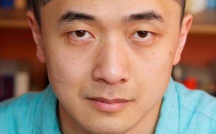 Sci-fi author and translator Ken Liu.