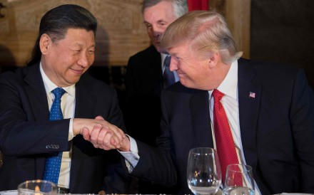 It is not too late for the US to join either the belt and road scheme or the AIIB. But President Donald Trump seems unlikely to take that step. Photo: AFP