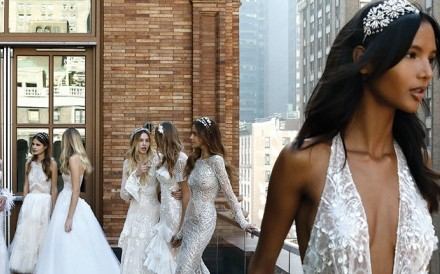 The Inbal Dror bridal collection at Audella Bridal Boutique