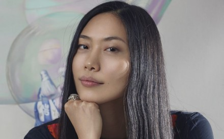 Xiaoqing Zhang talks about how China's fashion is catching up, the attraction of opposites, and what she learned on the catwalk