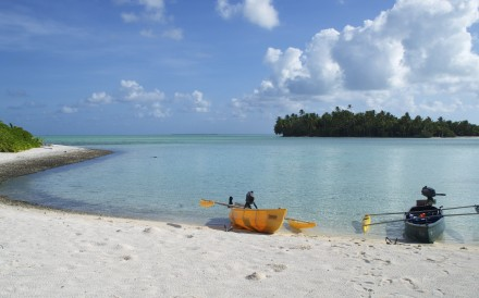 The remote, isolated atoll, a four-hour flight from Perth, is home to the top-ranking Australian beach – so why is no one visiting it?