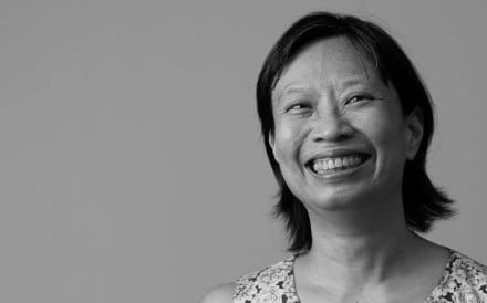Author Ovidia Yu says that being gay in Singapore has influenced how she sees the world.