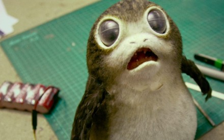 Like wet-eyed, fuzzy gerbils on steroids, the Porgs look to have been Imagineered as an ideal Christmas stocking filler given the December global release of episode eight in the intergalactic space opera