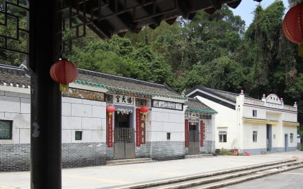 Town planning board approves HK$50 million project to restore 12 abandoned buildings in remote Lai Chi Wo