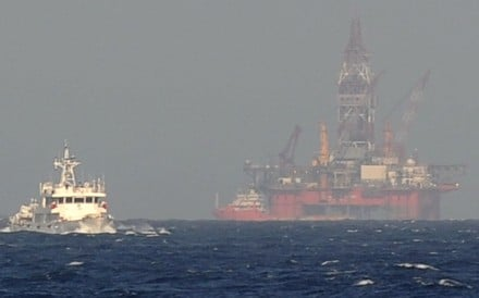 As other rival claimants scale down their rhetoric, Hanoi finds itself standing alone against Beijing's actions in the South China Sea