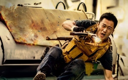 Wolf Warrior 2 features director and martial arts expert Wu Jing, and has taken US$682 million worldwide.