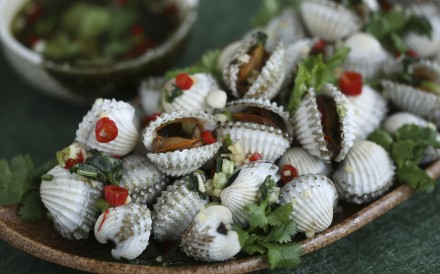 Cockles are ideal for sharing with friends and easy to prepare – if you can find them
