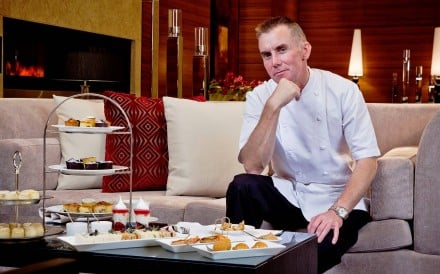 Gary Rhodes will be in Hong Kong this September for Skye's first anniversary.