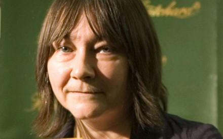 Scottish writer Ali Smith. Picture: AFP