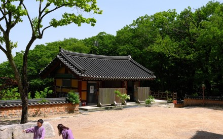 The Beomeosa Temple, near Busan, is one of more than 30 monastic retreats in South Korea where visitors can immerse themselves in a temple's life and routines and get a meta-detox from 21st century life