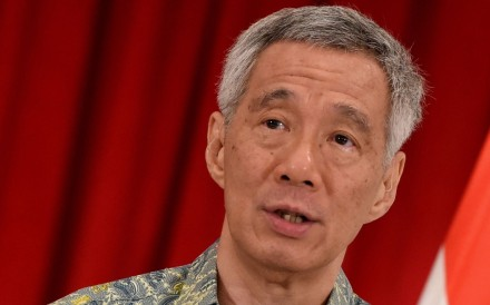 Singapore Prime Minister Lee Hsien Loong. Photo: AFP