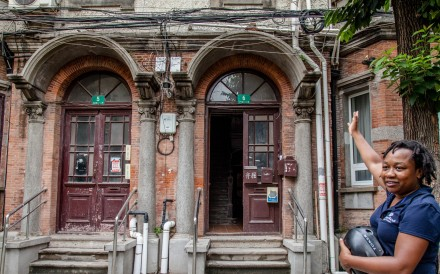 Explore 1920s housing in the former French Concession with Culture Shock Bike Tours. Photo: Valerie Teh