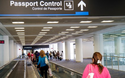 A number of things can trip up travellers when they go through customs and immigration in some countries. Photo: Alamy