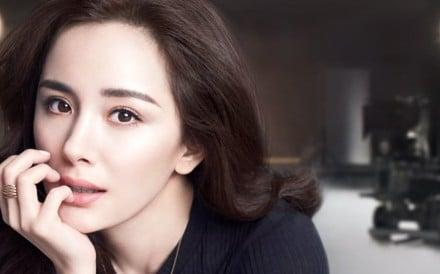 Chinese singer-songwriter Yang Mi has more than 77 million fans on social media platform Weibo.