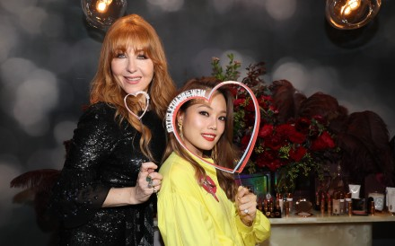 Charlotte Tilbury and Joey Yung