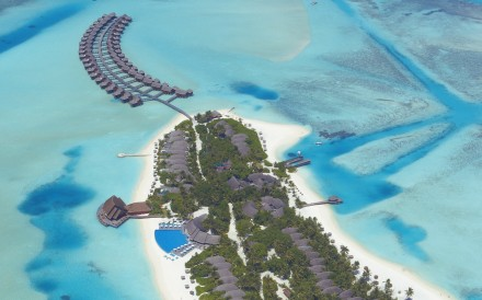 join the coral protection and regeneration programme at Anantara Dhigu in the Maldives. Photo: Lightfoot Travel