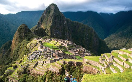 Ancient Incan architecture, Spanish colonial splendour, protests, pan pipes and, if you're lucky, panoramas excite the senses in two South American countries