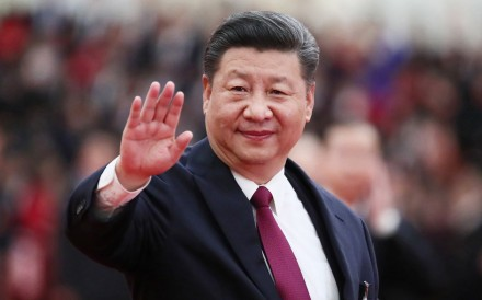 Chinese President Xi Jinping is seen on March 20. Hong Kong's scientists asked for - and will receive - funding from the Chinese central government. Photo: Xinhua/Sipa USA via TNS