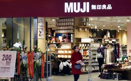 Muji five force