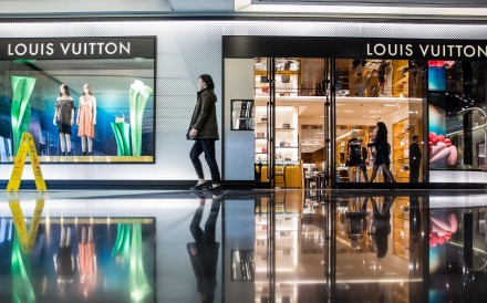 The move comes at a time when luxury brands are trying to expand their online presence and attract younger shoppers