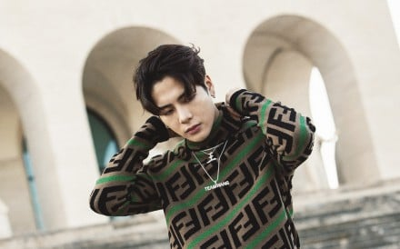 Jackson Wang composed 'FendiMan' for the Italian luxury brand.