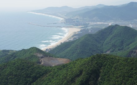 South Korea's most challenging natural attraction, the 71-kilometre Ultra Baugil trail arcs around Gangneung's alpine rim, giving trekkers the chance to experience nature at its best in one of Asia's most heavily developed countries