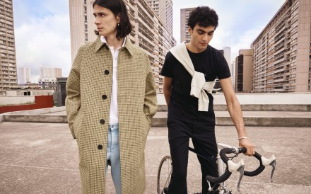 French fashion looks from Mr Porter. Perfect to dress up or down in Hong Kong.