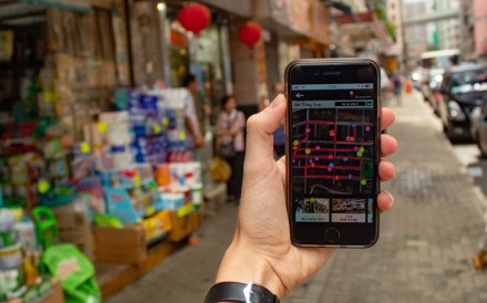 A new app guides users around the Sai Ying Pun neighbourhood, highlighting traditional crafts businesses and famous shops.