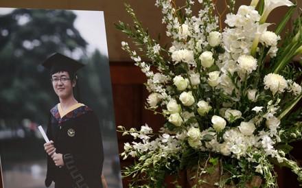 A portrait of Xinran Ji. Photo: AP