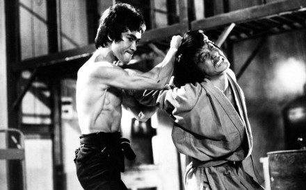 Jackie Chan (right) became Bruce Lee's favourite stuntman while making Enter the Dragon.