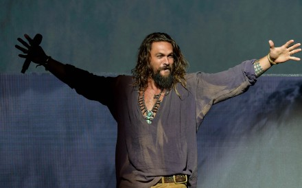 The actor, who plays Aquaman, is a great husband and father