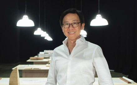Architect William Lim.