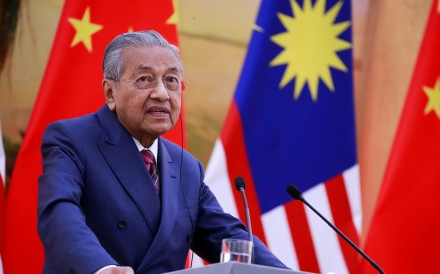 Malaysian Prime Minister Mahathir Mohamad. Photo: Reuters