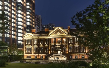 "Bulgari Hotel Shanghai is set to become one of the city""s premier destinations. Photo: Winnie Chung"
