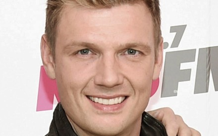 Nick Carter last year. Photo: Invision/AP