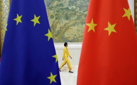European companies operating in the mainland are seriously worried about the impact of the US-China trade war on their operations. Photo: Reuters