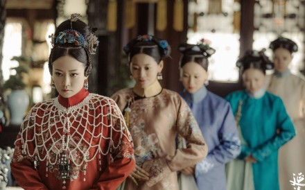 Consorts of the Qianglong Emperor take centre stage in the Chinese drama The Story of Yanxi Palace. Photo: Handout