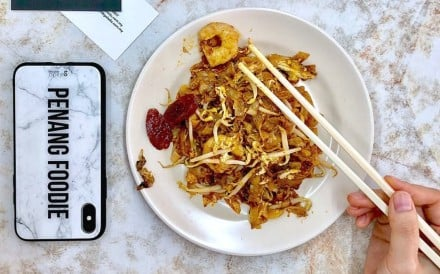 Malaysian street stall hawkers in George Town, on the island of Penang, are known for serving great Nyonya, or Peranakan, food, which combines Malaysian and Chinese cuisines. Photo: Instagram @penangfoodie