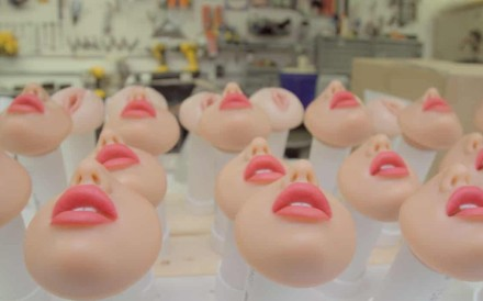 Kinky S Dolls, a Canadian company that bills itself as the first 'adult love dolls rent-before-you-buy service in North America' wants to set up shop in Houston. Photo: The Guardian