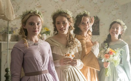 "Little Women, the American classic frequently adapted for the small screen (above), would have been ""Little Wimmen"" if lexicologist Noah Webster's respelling of ""women"" had been adopted. Photo: AP"