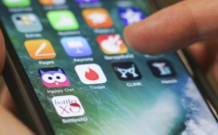 Tinder was one of the 25 dating apps analysed in a recent paper that looked at how the platforms encouraged racial discrimination. Photo: May Tse