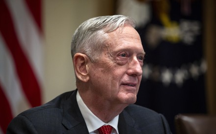 "US defence secretary James Mattis says the investigation into the killing of dissident Saudi journalist Jamal Khashoggi needs to be ""full and complete"". Photo: Bloomberg"