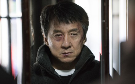 Jackie Chan in a still from The Foreigner.