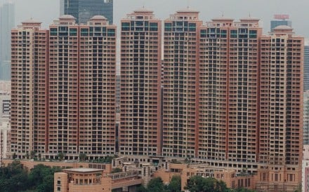 Leighton Hill apartments, situated on the peripheral of Happy Valley as of 30 May 2002. Photo: SCMP