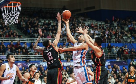 Nba Looking For New Yao Ming While Cba Looks For Next Stephon