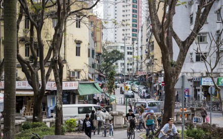 Steps should be taken to make Hong Kong more accessible to cyclists. Photo: Christopher DeWolf